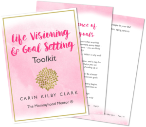 Life visioning workbook