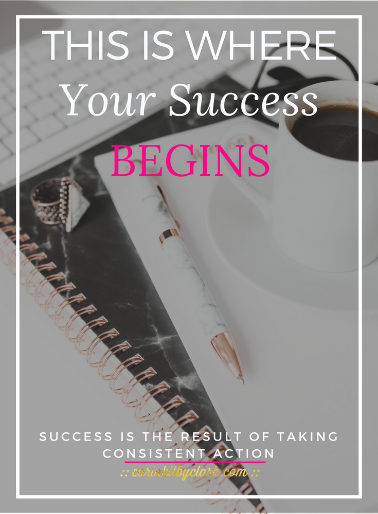 This Is Where Your Success Begins