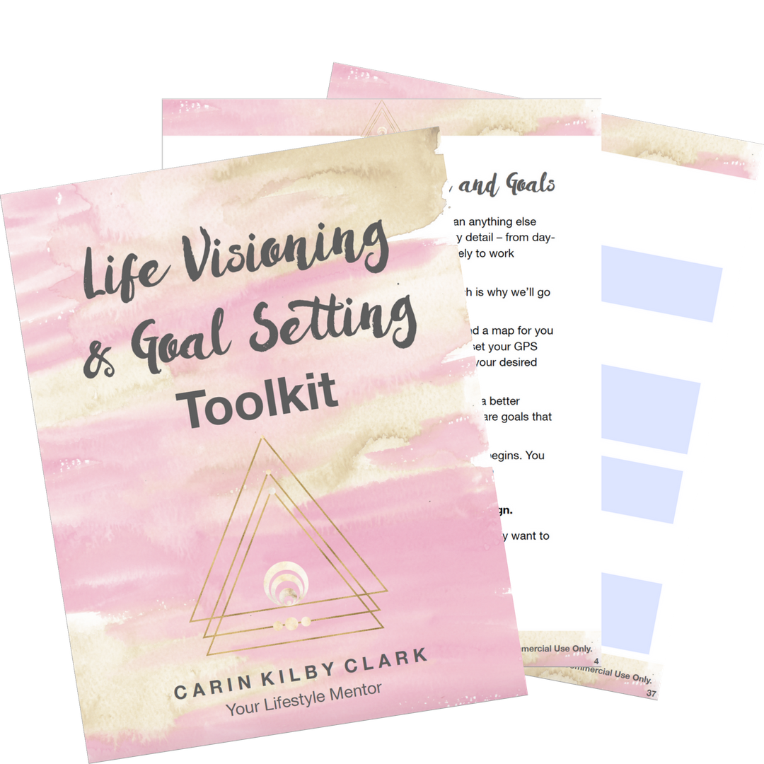 Life Visioning & Goal Setting Toolkit